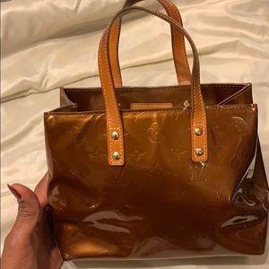 Louis Vuitton Patent Leather Handbag ❤️👜.